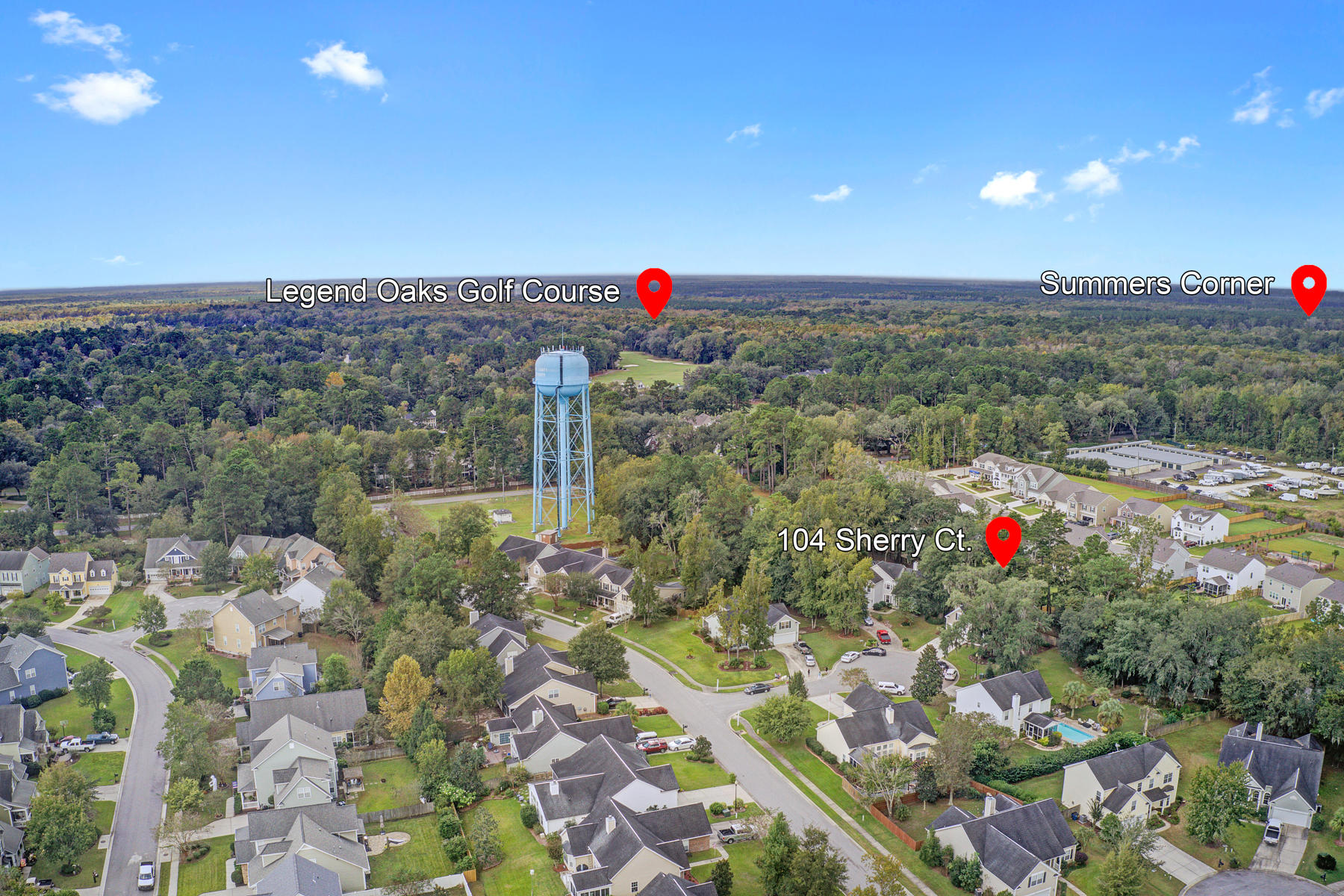 Legend Oaks Plantation Homes For Sale - 104 Sherry, Summerville, SC - 8