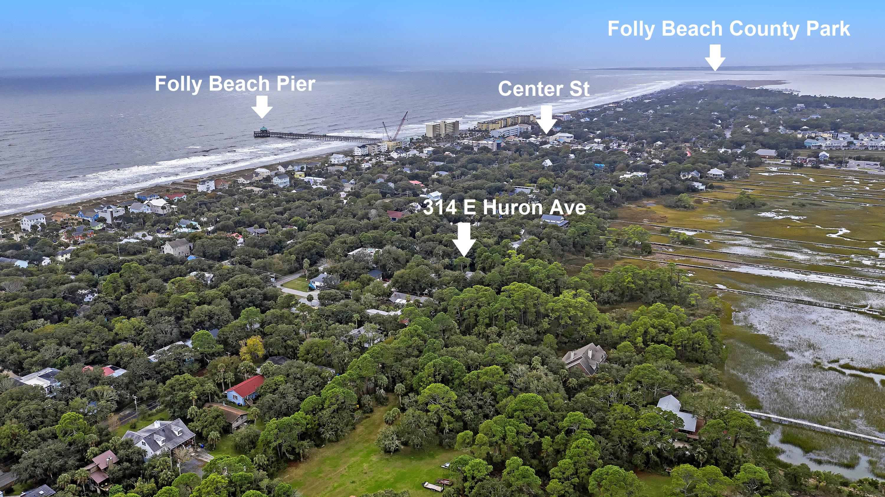 None Homes For Sale - 314 Huron, Folly Beach, SC - 35