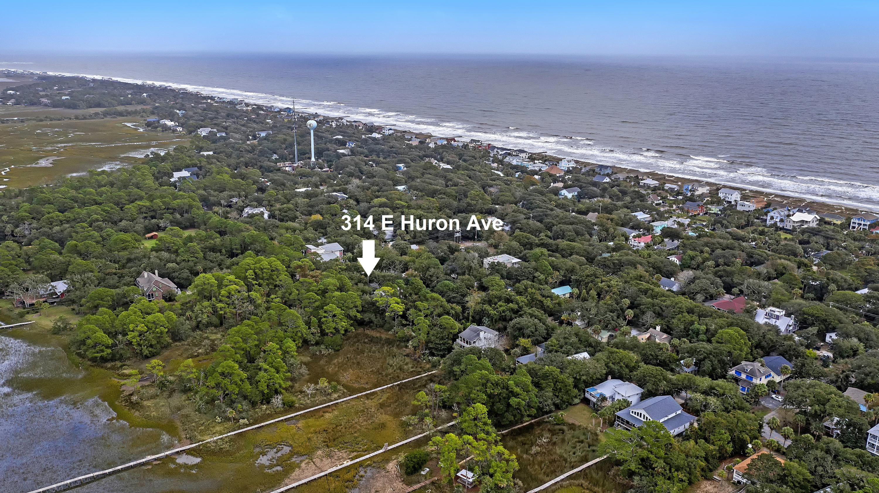 None Homes For Sale - 314 Huron, Folly Beach, SC - 4