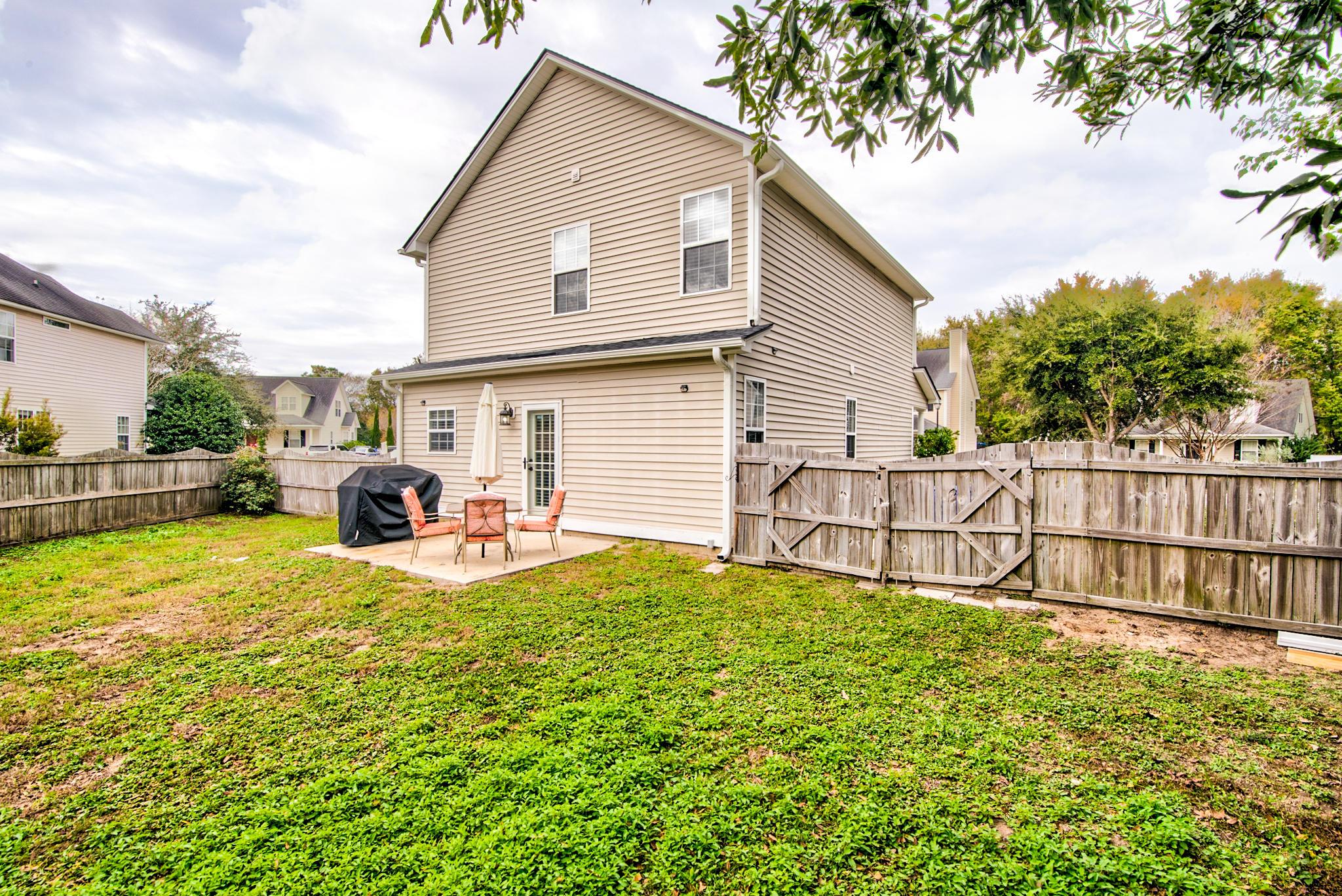 Jamestowne Village Homes For Sale - 1480 Swamp Fox, Charleston, SC - 29