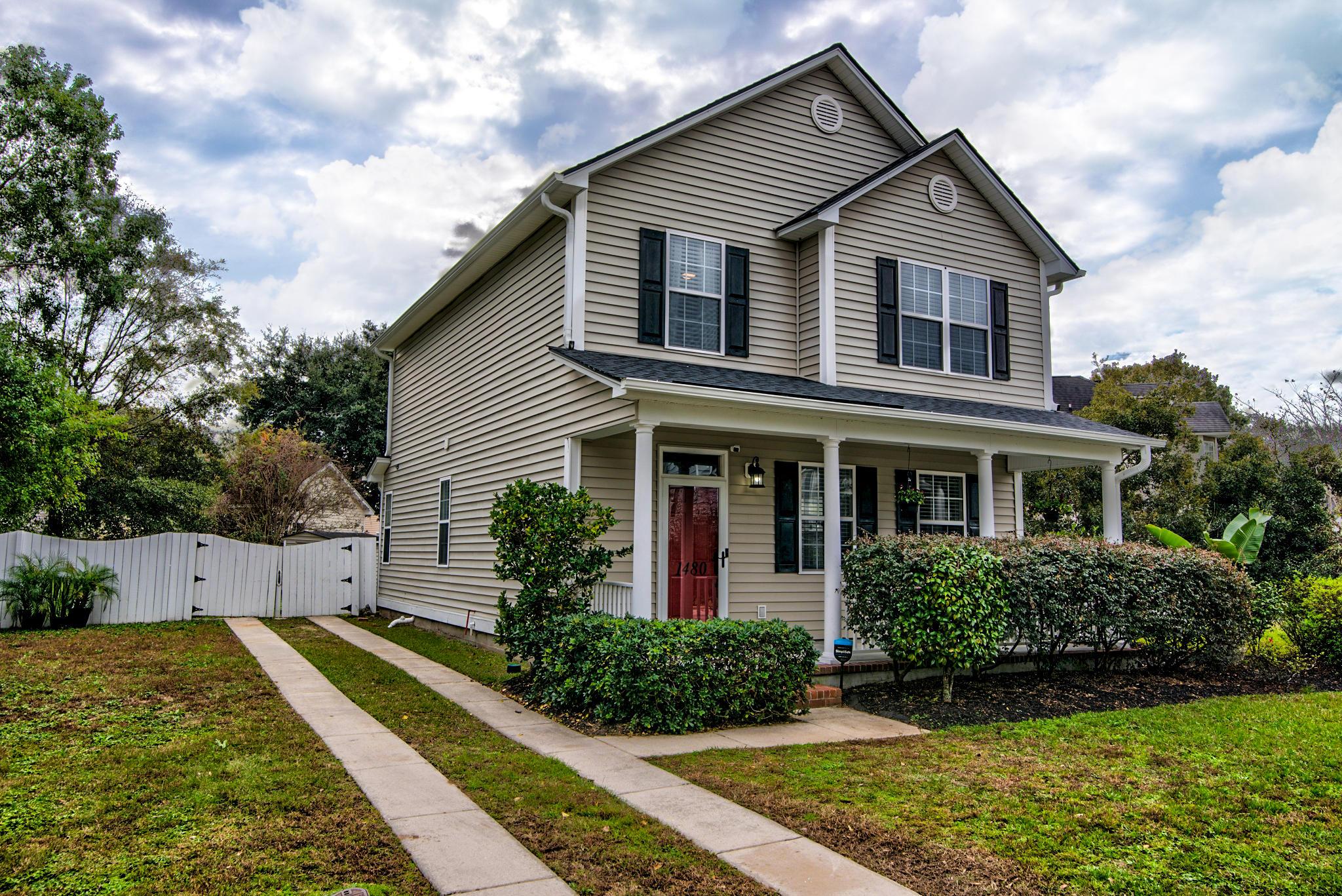 Jamestowne Village Homes For Sale - 1480 Swamp Fox, Charleston, SC - 16