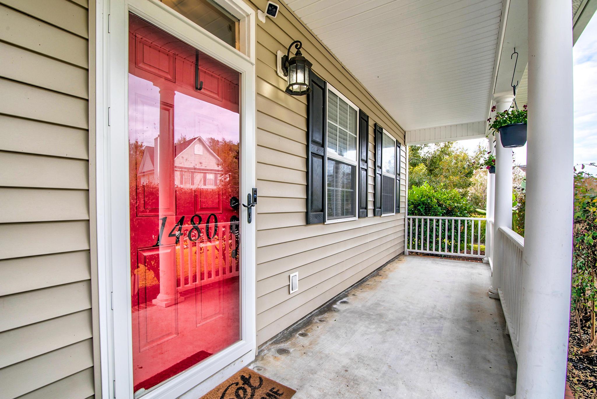 Jamestowne Village Homes For Sale - 1480 Swamp Fox, Charleston, SC - 14