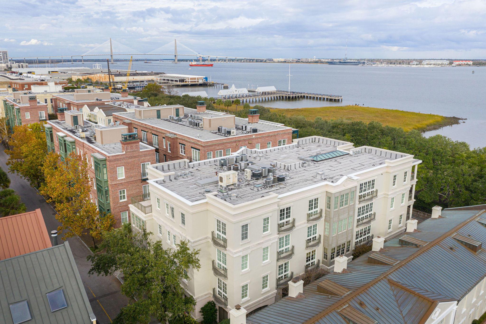 Factors Walk Condos For Sale - 5 Middle Atlantic Wharf, Charleston, SC - 76