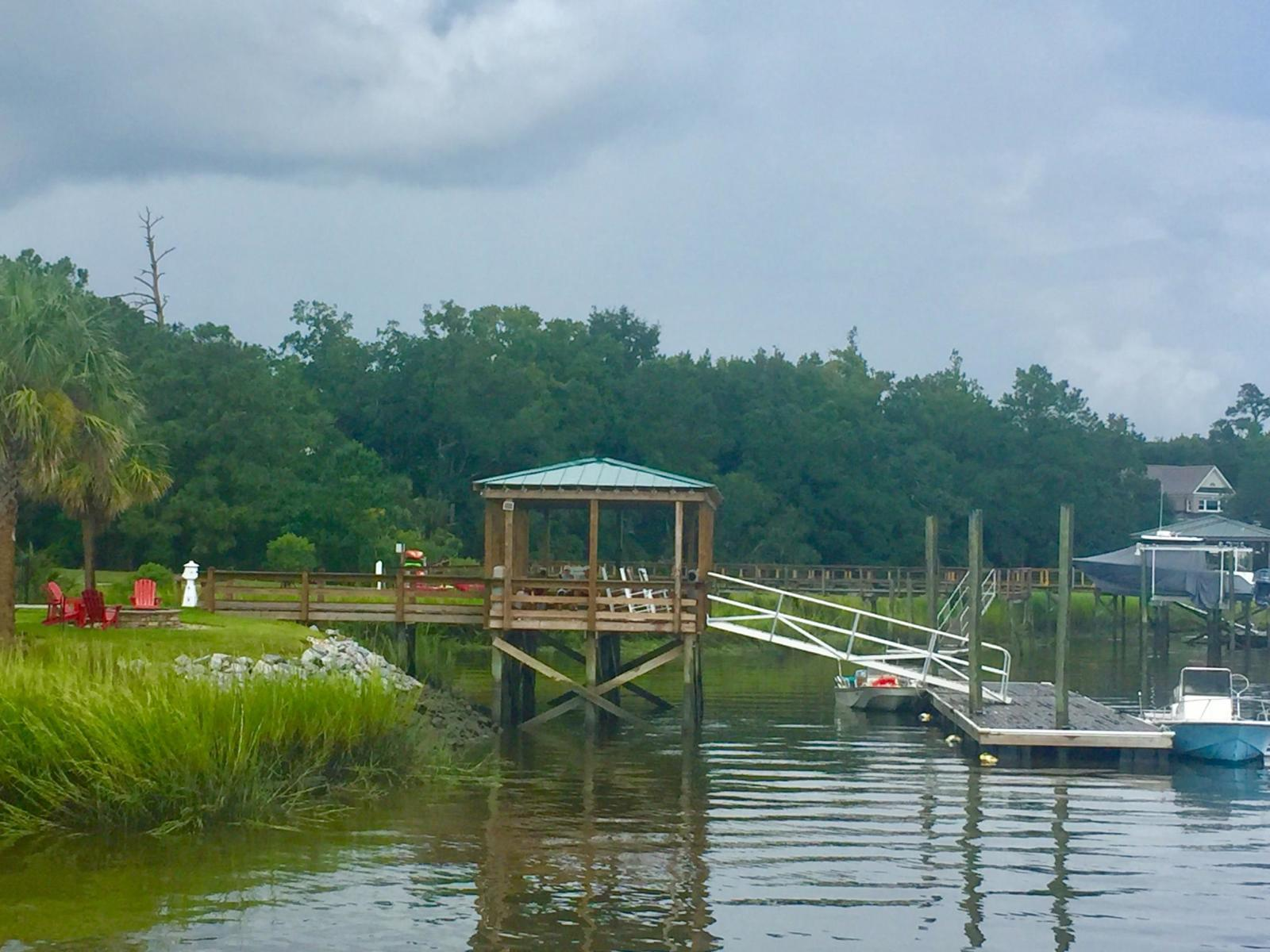 Landings at Sweetwater Homes For Sale - 321 Morning Marsh, Wando, SC - 83