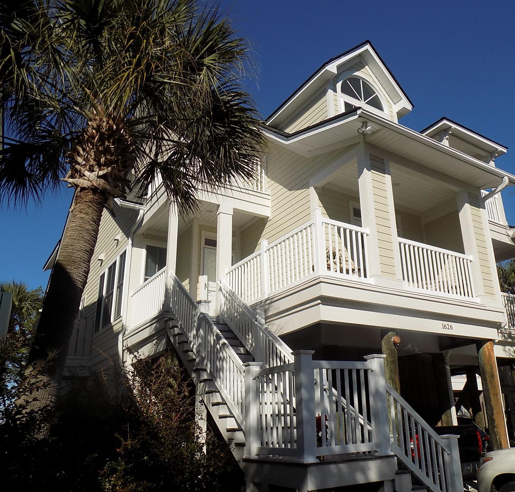 Palmetto Pointe Homes For Sale - 1626 Folly Creek, Charleston, SC - 29