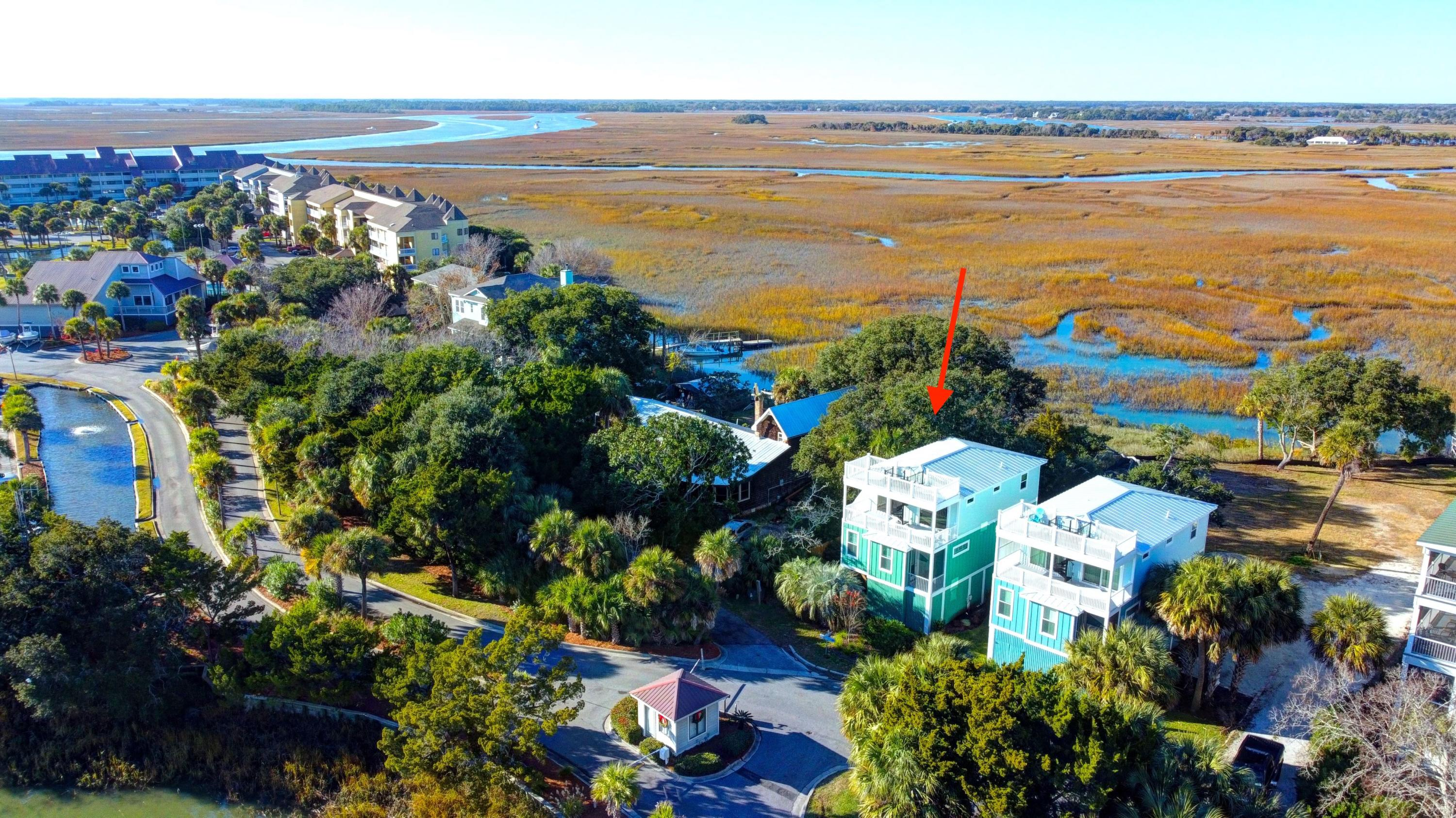 Mariners Cay Homes For Sale - 1004 Mariners Cay, Folly Beach, SC - 10