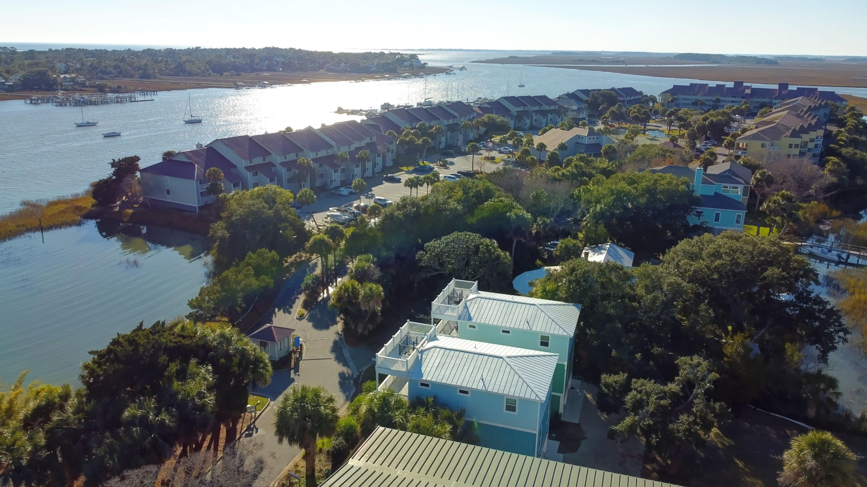 Mariners Cay Homes For Sale - 1002 Mariners Cay, Folly Beach, SC - 1