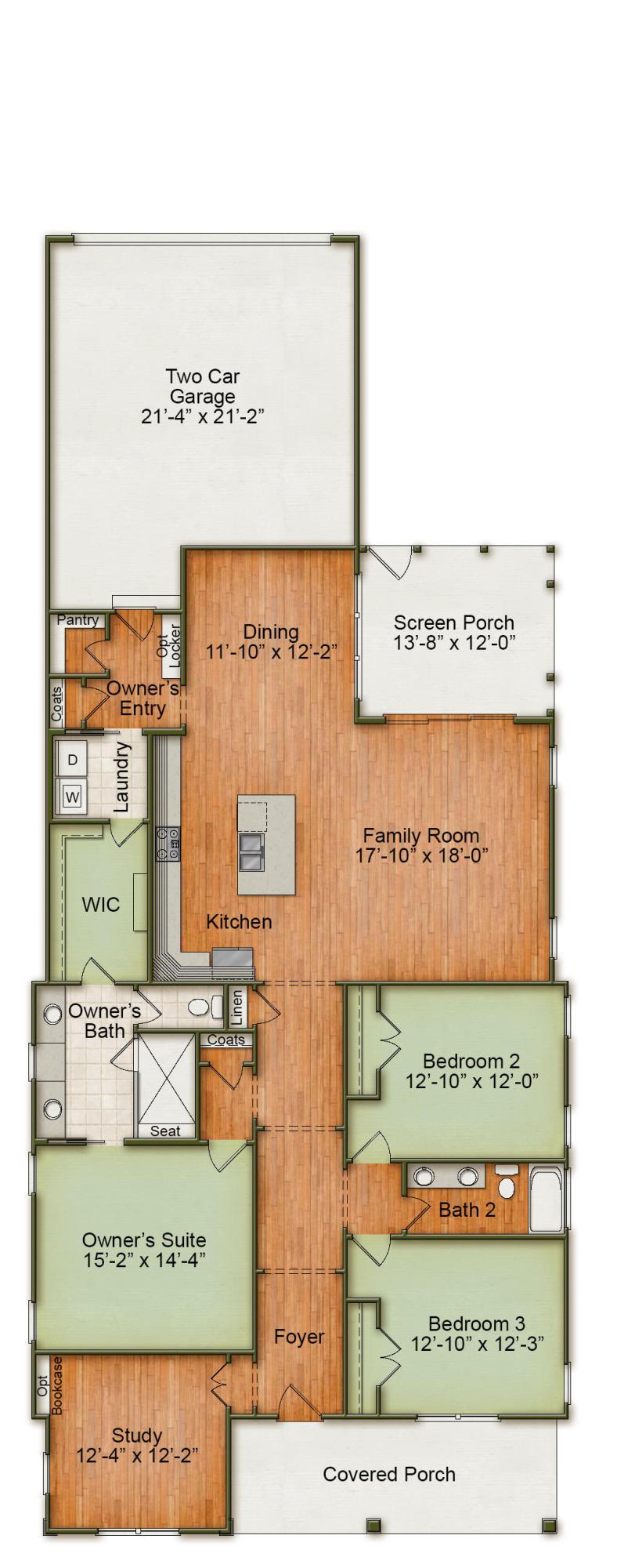 Nexton Homes For Sale - 407 Cool Bend, Summerville, SC - 6