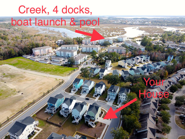 Landings at Sweetwater Homes For Sale - 321 Morning Marsh, Wando, SC - 98