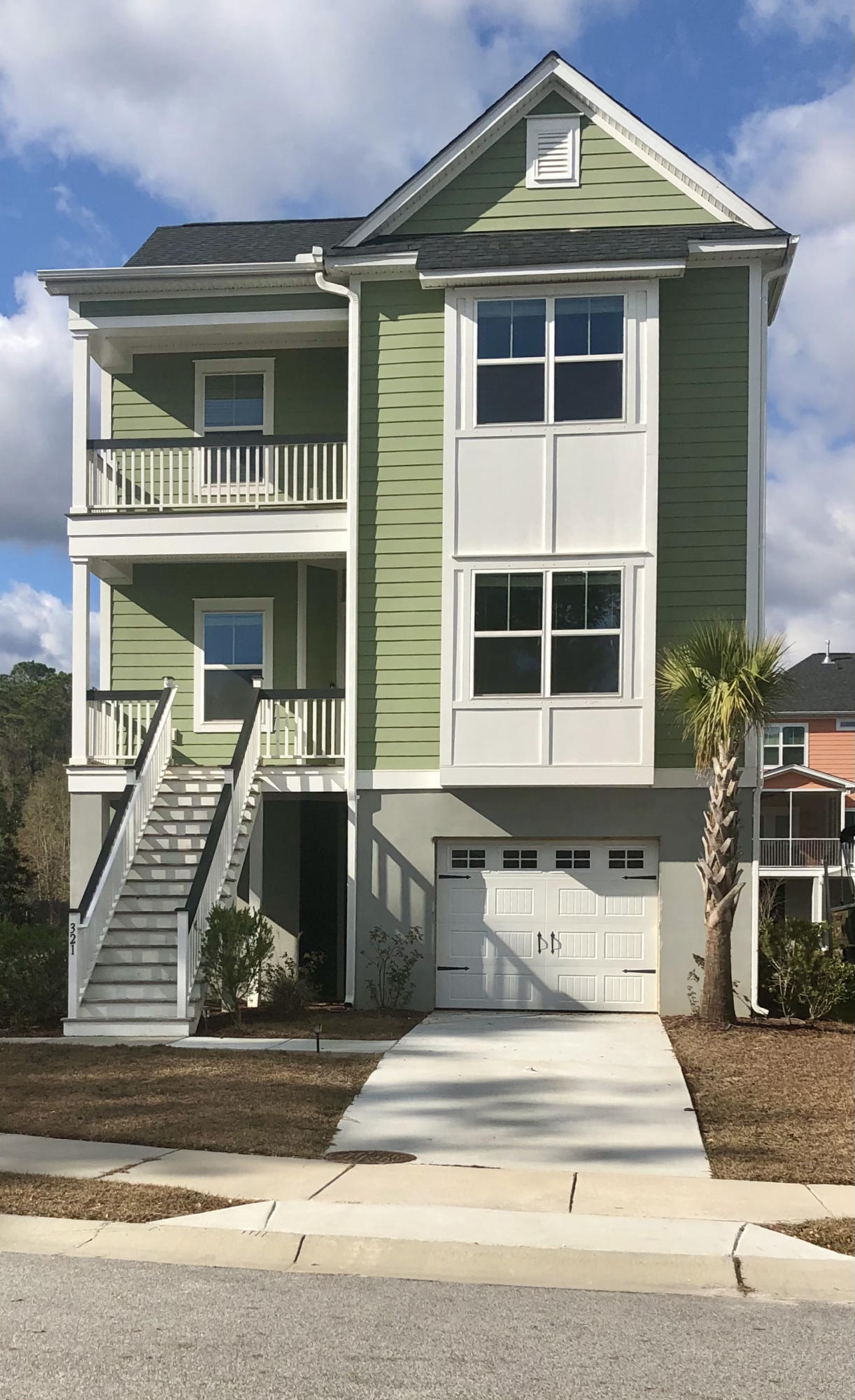 Landings at Sweetwater Homes For Sale - 321 Morning Marsh, Wando, SC - 0