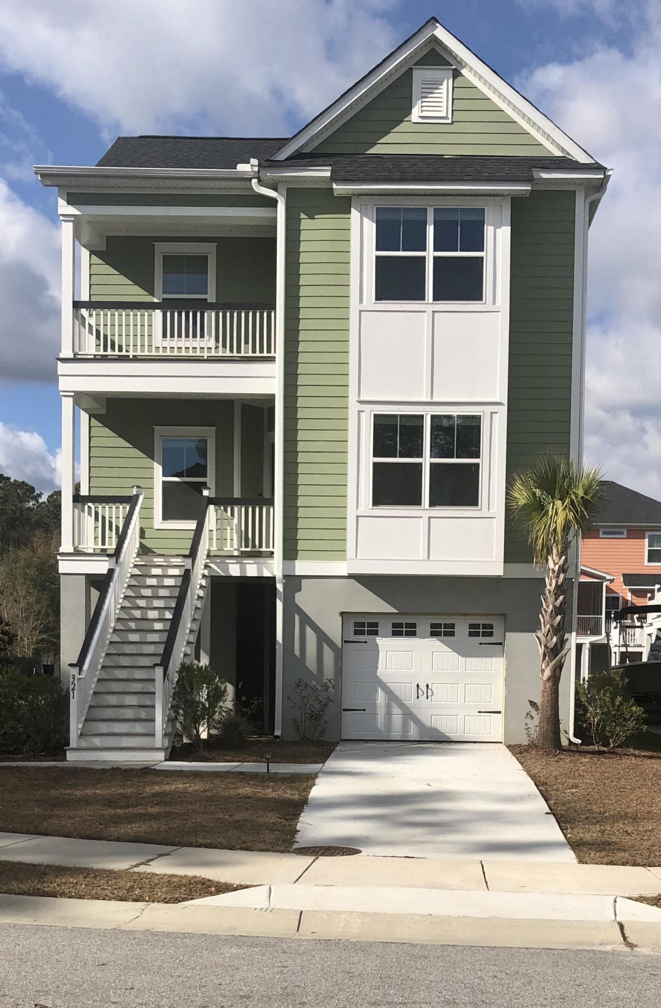 Landings at Sweetwater Homes For Sale - 321 Morning Marsh, Wando, SC - 2