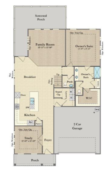Cambridge Park Homes For Sale - 175 Caleb, Ladson, SC - 2