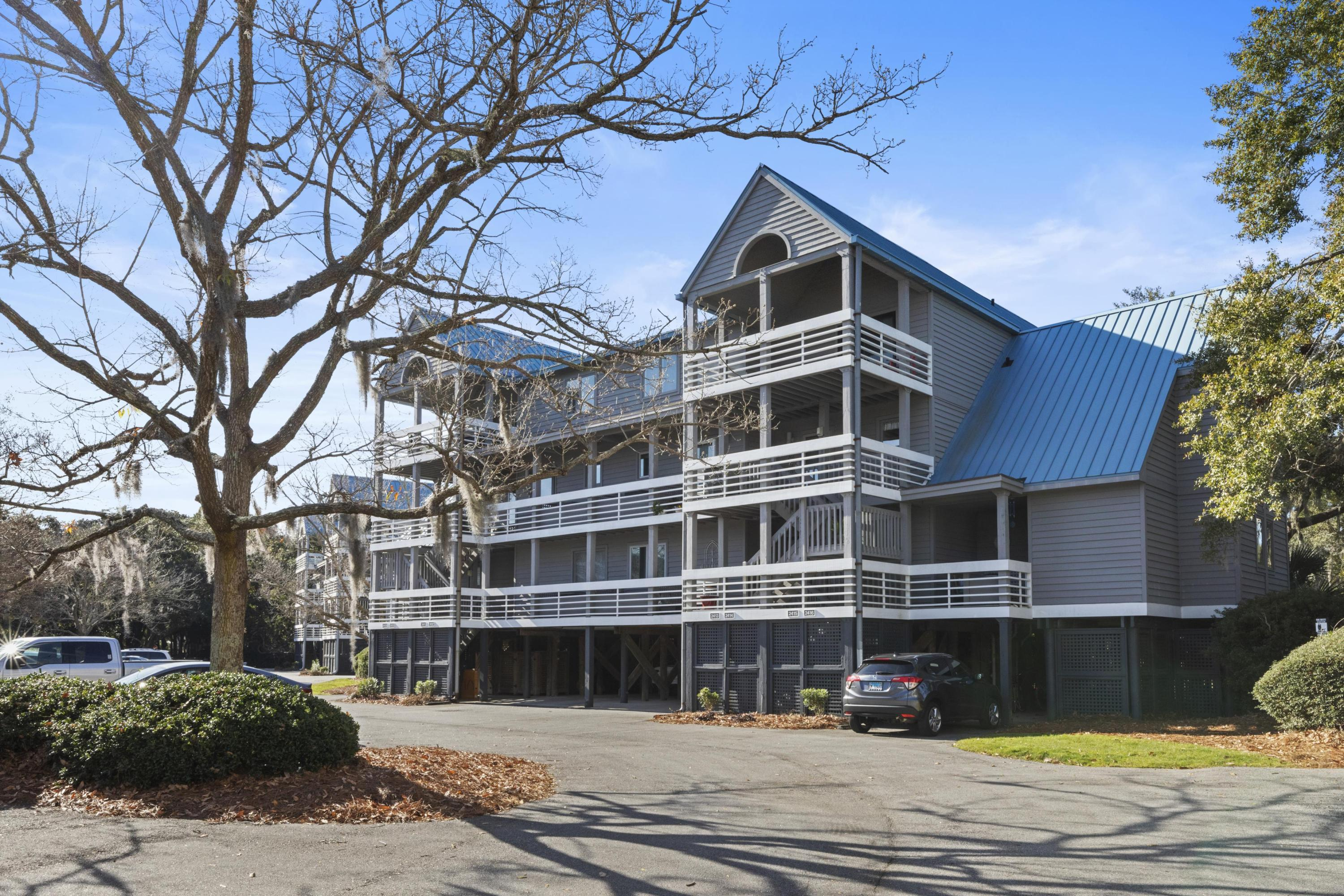Seabrook Island Condos For Sale - 2416 Racquet Club, Seabrook Island, SC - 24