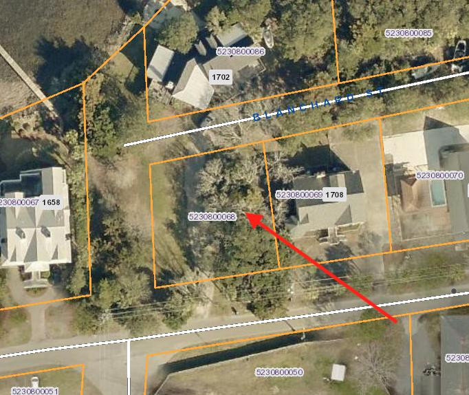 None Lots For Sale - 1710 Thompson, Sullivans Island, SC - 2