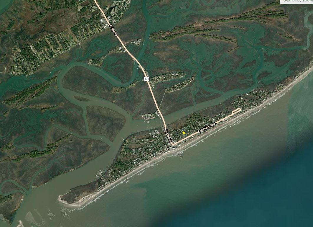 None Lots For Sale - 218 Erie, Folly Beach, SC - 3