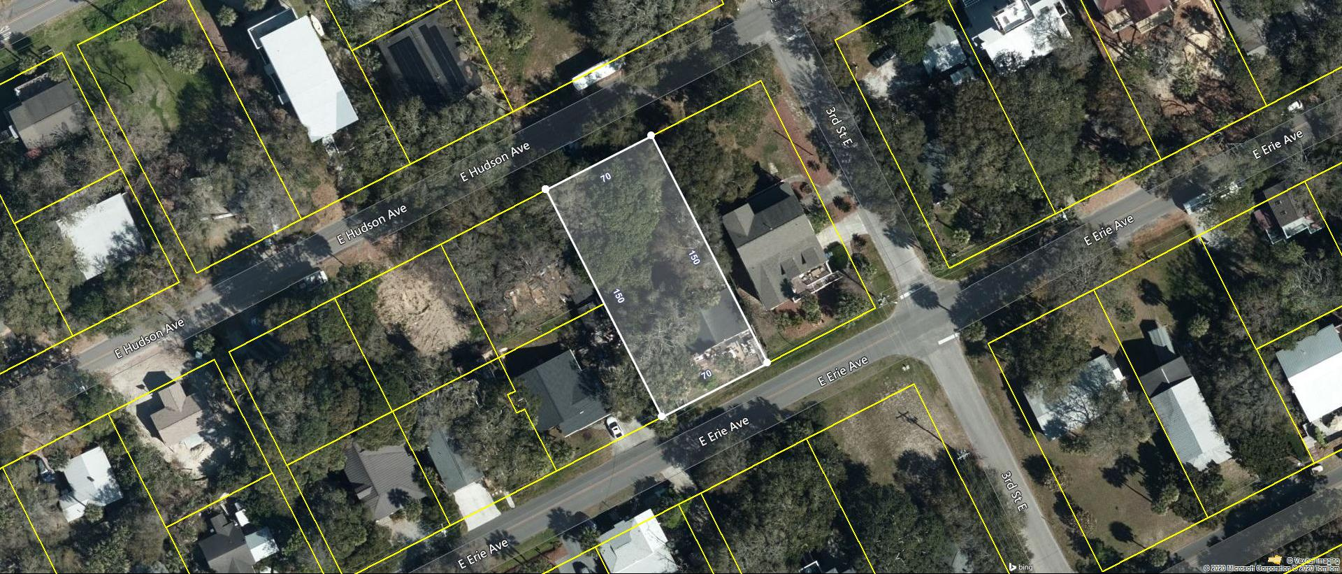 None Lots For Sale - 218 Erie, Folly Beach, SC - 1