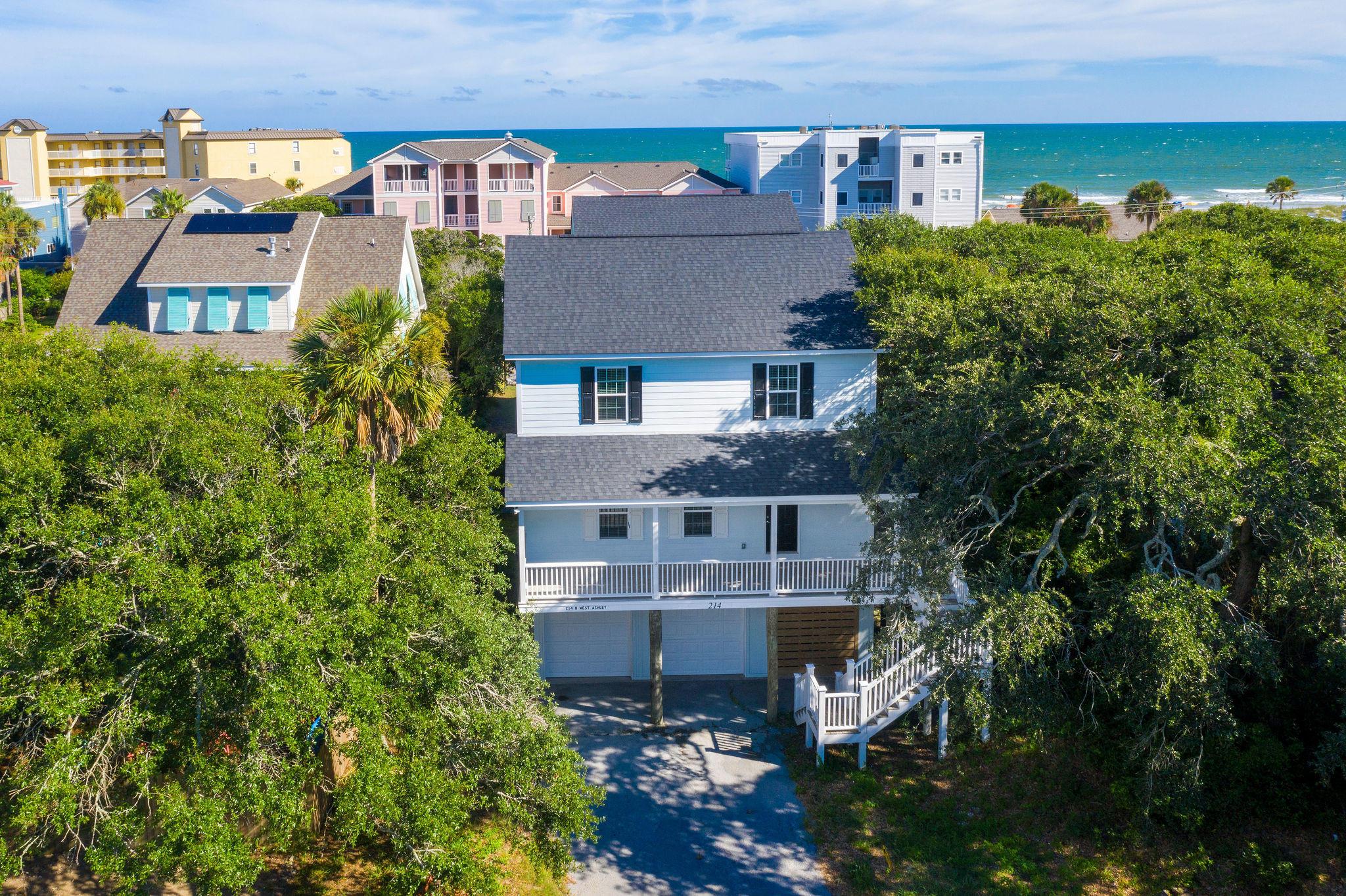 214 Cooper Avenue Folly Beach $800,000.00