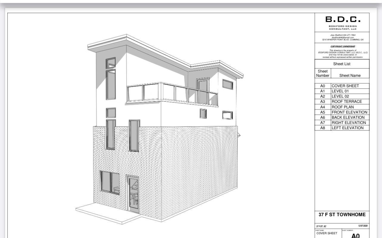 E F Street Homes For Sale - 37 F, Charleston, SC - 4