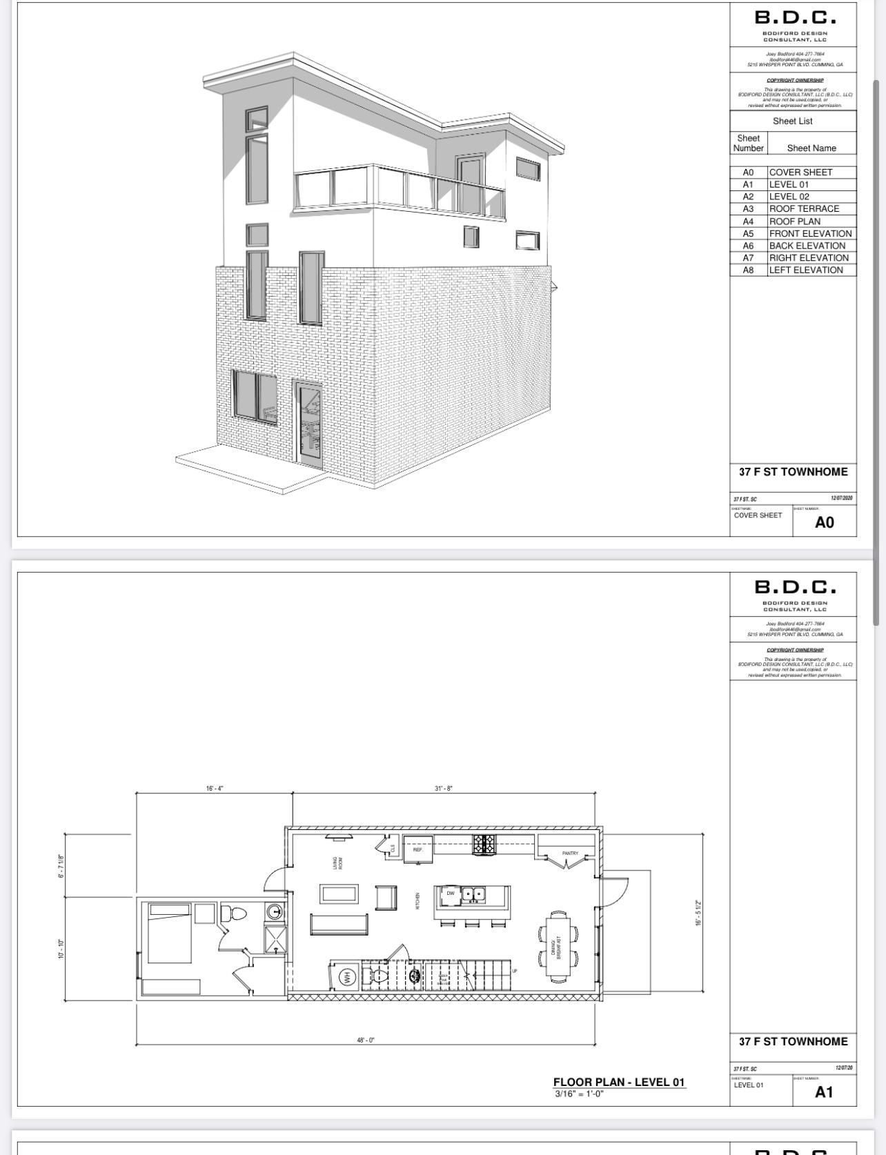 E F Street Homes For Sale - 37 F, Charleston, SC - 5