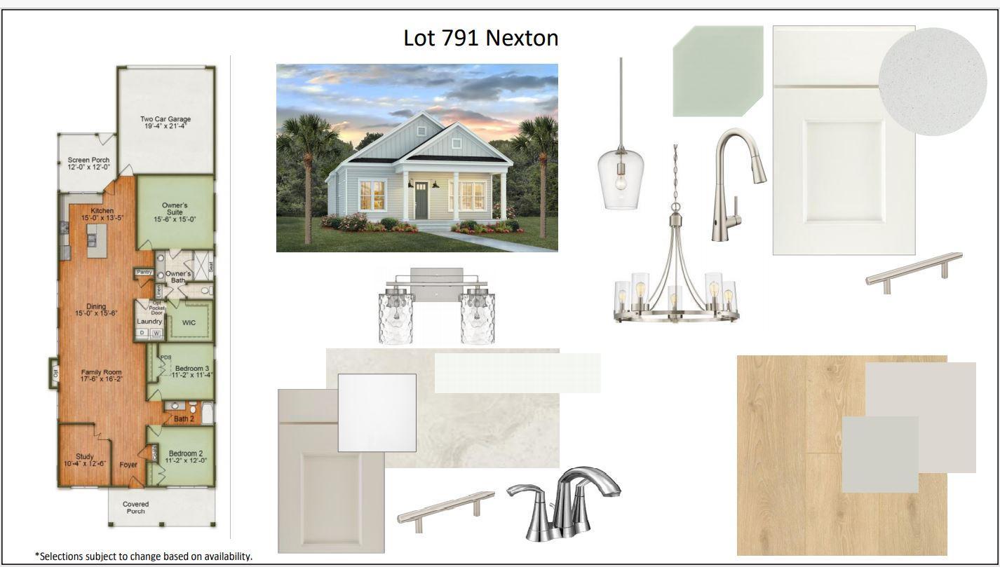 Nexton Homes For Sale - 411 Cool Bend, Summerville, SC - 1