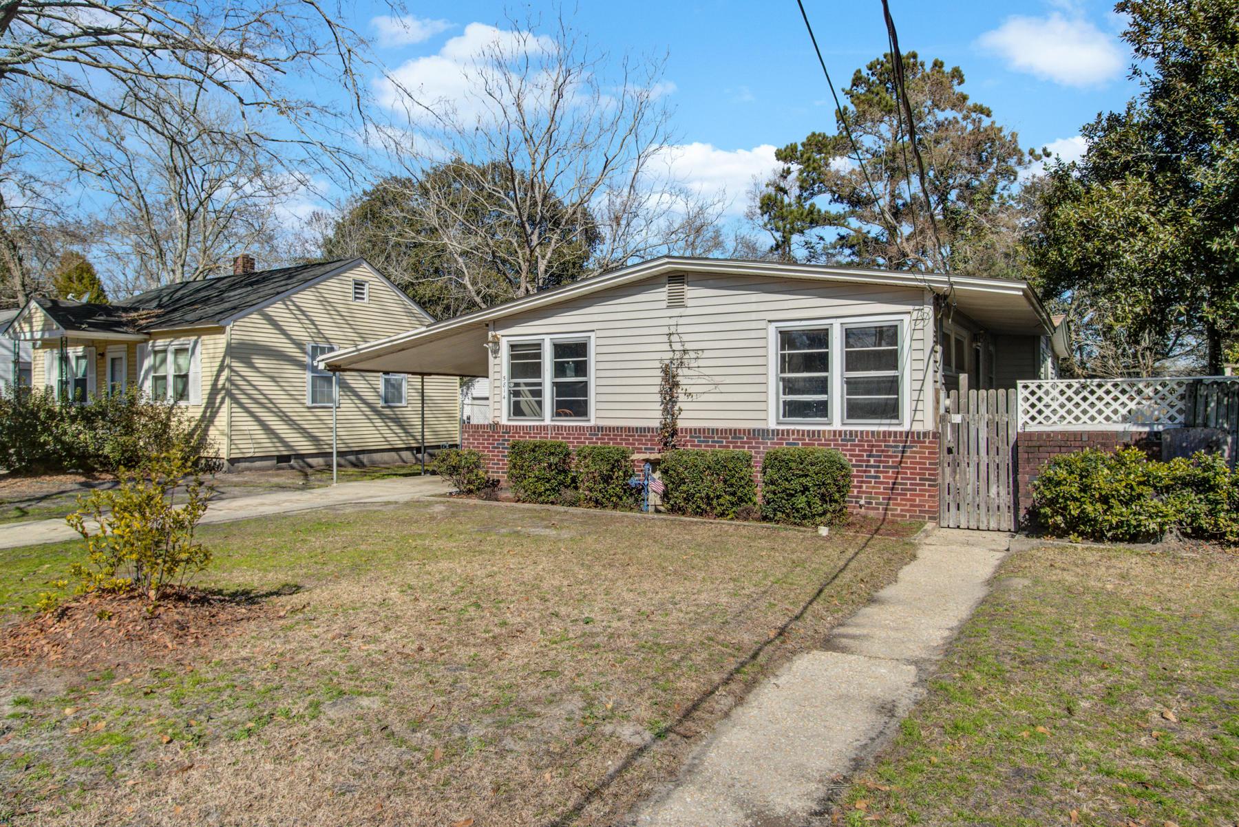 Port Park Homes For Sale - 5814 Moore, Hanahan, SC - 1