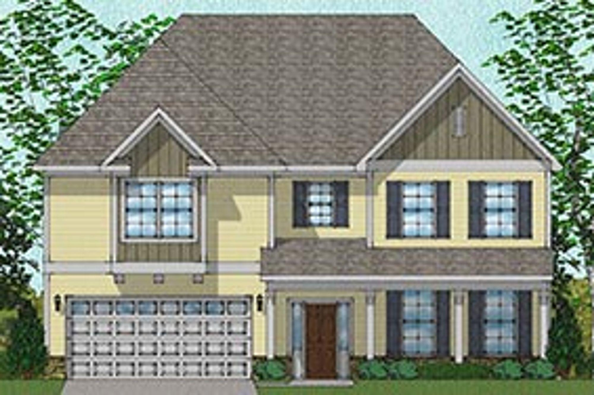 Cane Bay Plantation Homes For Sale - 489 Rowley, Summerville, SC - 0