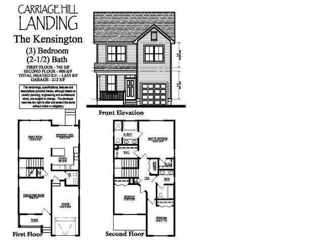 Carriage Hill Landing Homes For Sale - 1151 Landau, Mount Pleasant, SC - 18
