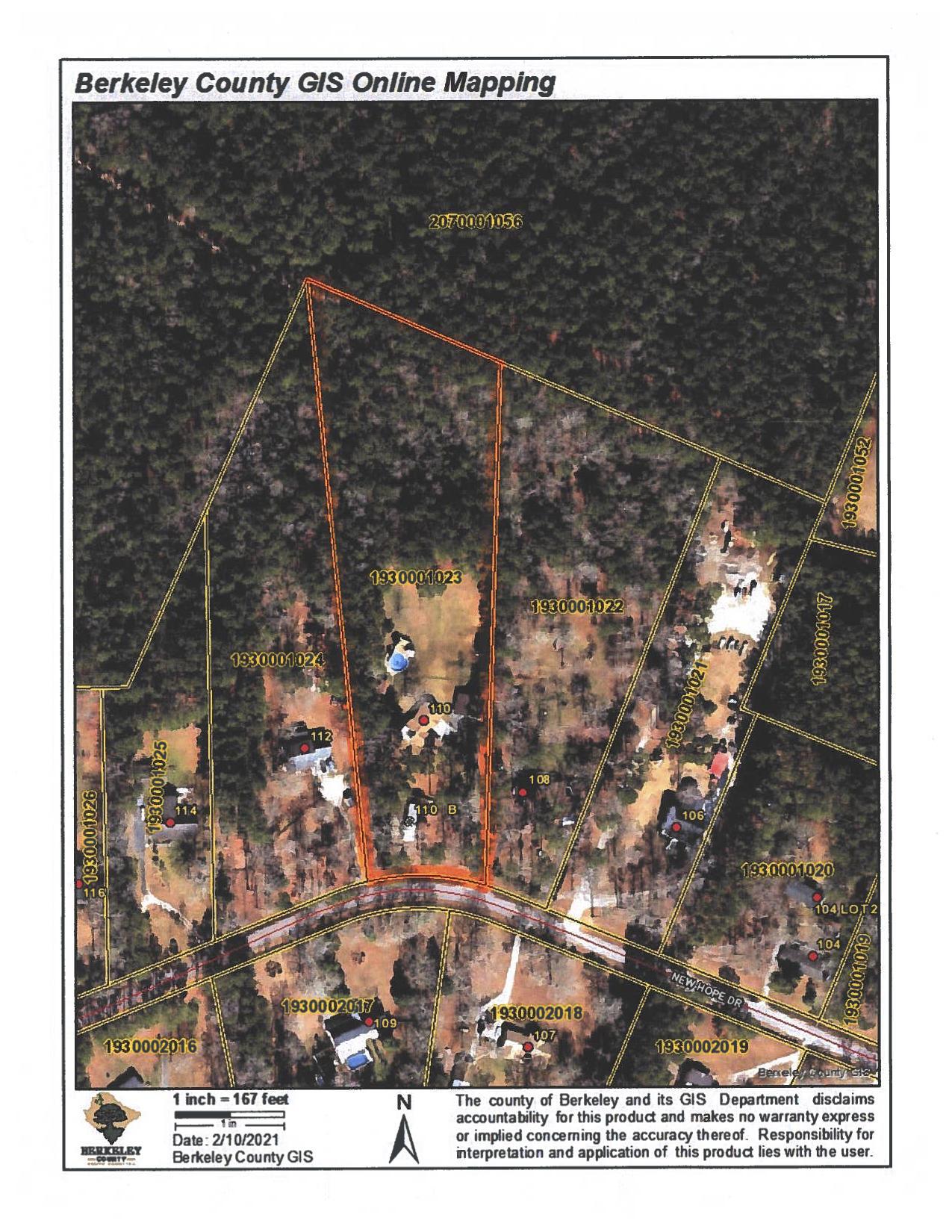 New Hope Estates Homes For Sale - 110 New Hope, Summerville, SC - 0