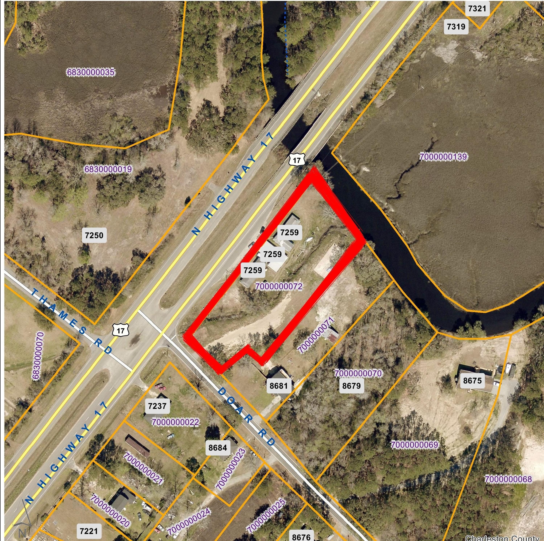 7259 N Highway 17, Awendaw, 29429, ,3 BathroomsBathrooms,Residential,For Sale,N Highway 17,21004731