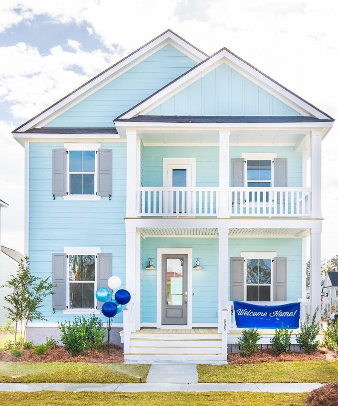 1762 Sandybrook Drive, Mount Pleasant, 29466, 4 Bedrooms Bedrooms, ,3 BathroomsBathrooms,Residential,For Sale,Sandybrook,21004132