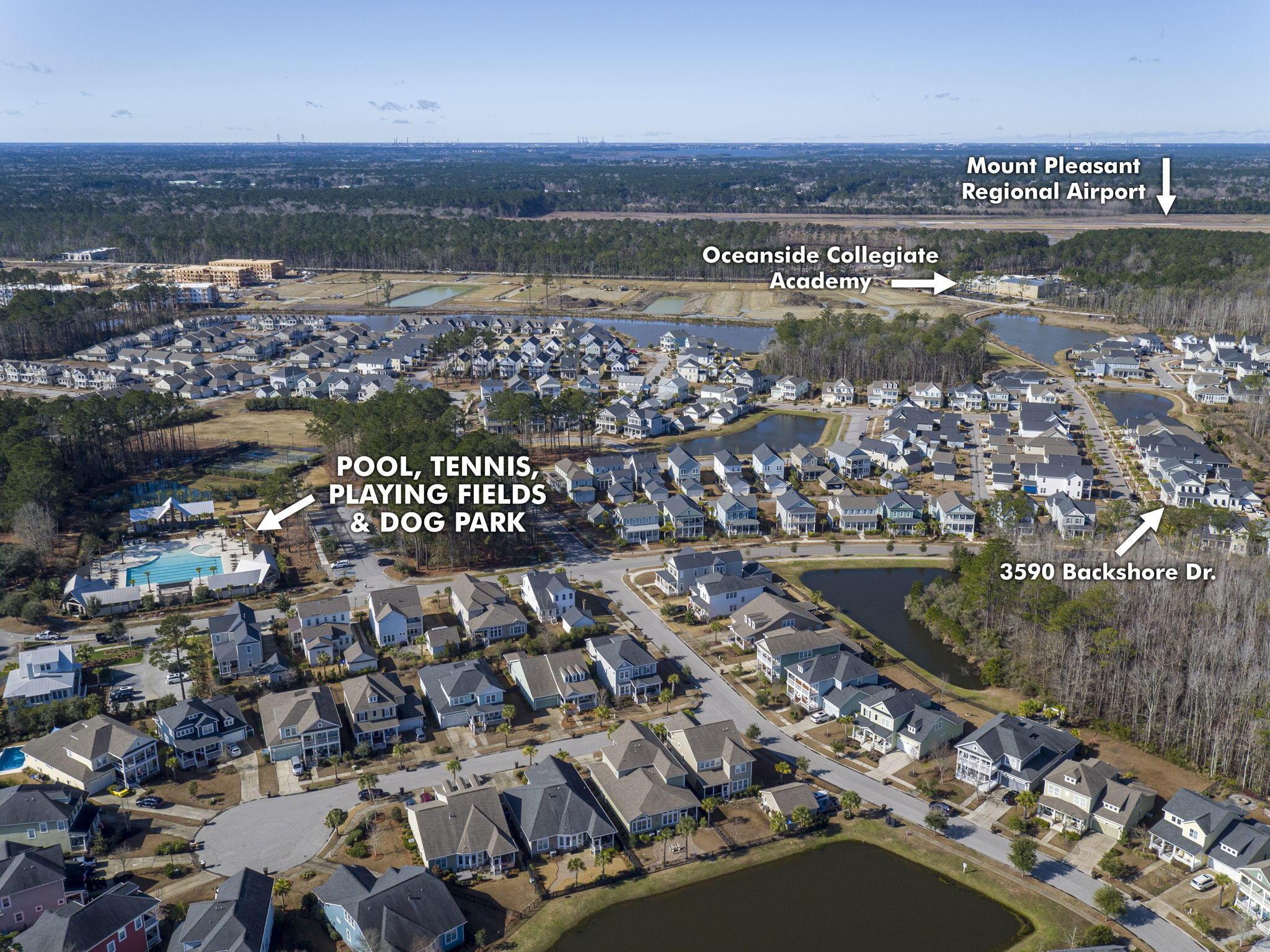 Carolina Park Homes For Sale - 3590 Backshore, Mount Pleasant, SC - 23