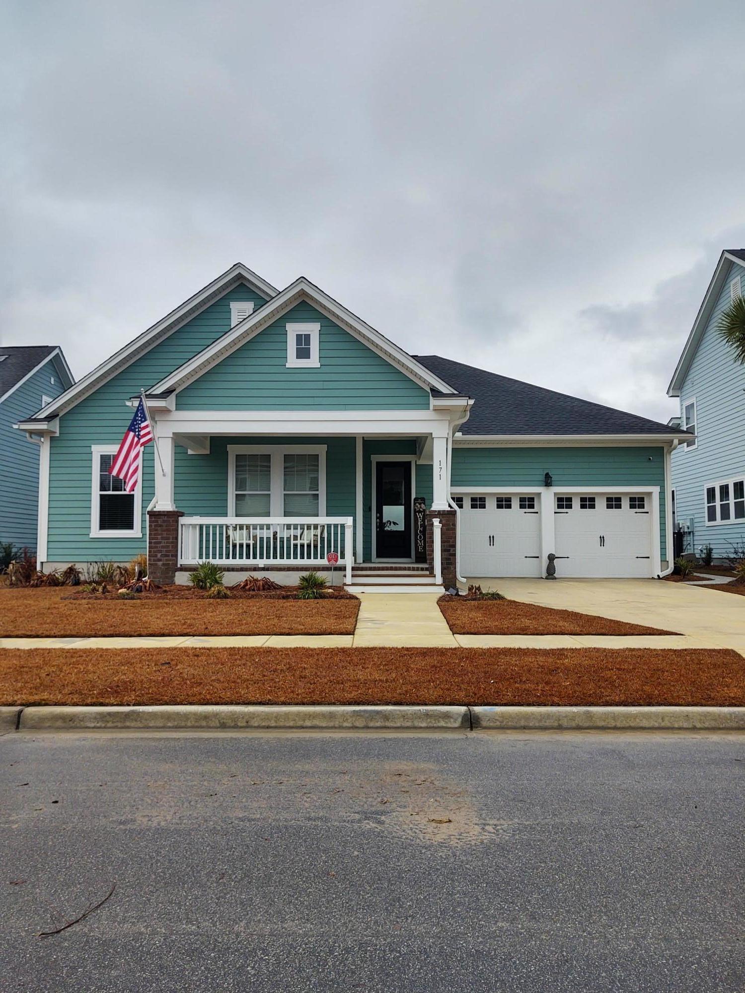 Carnes Crossroads Homes For Sale - 125 Philips Park, Summerville, SC - 27