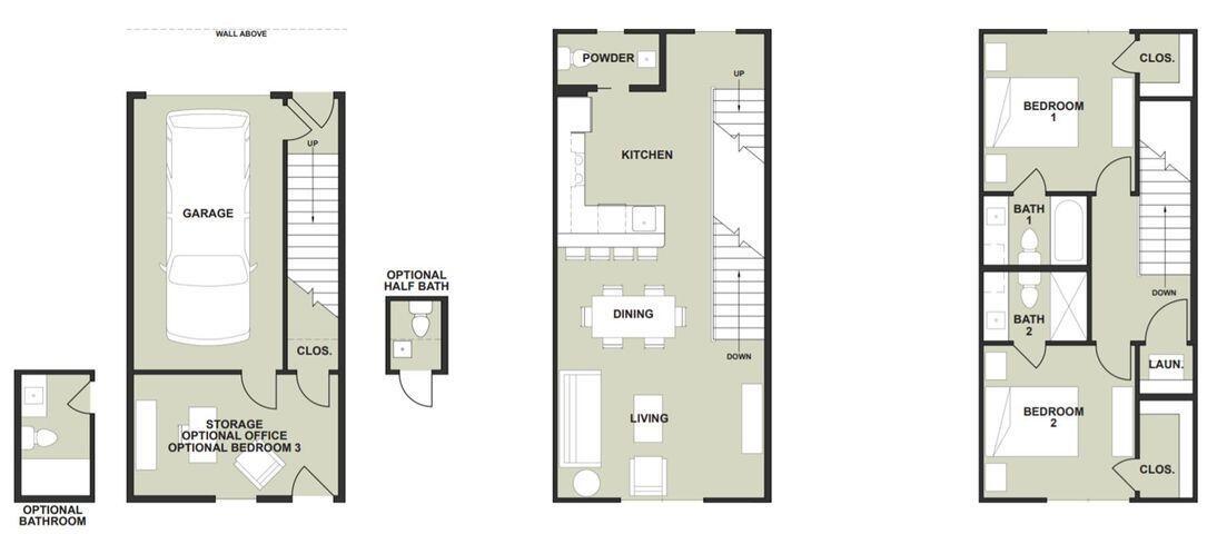 Gregorie Ferry Towns Homes For Sale - 302 Winnowing, Mount Pleasant, SC - 7