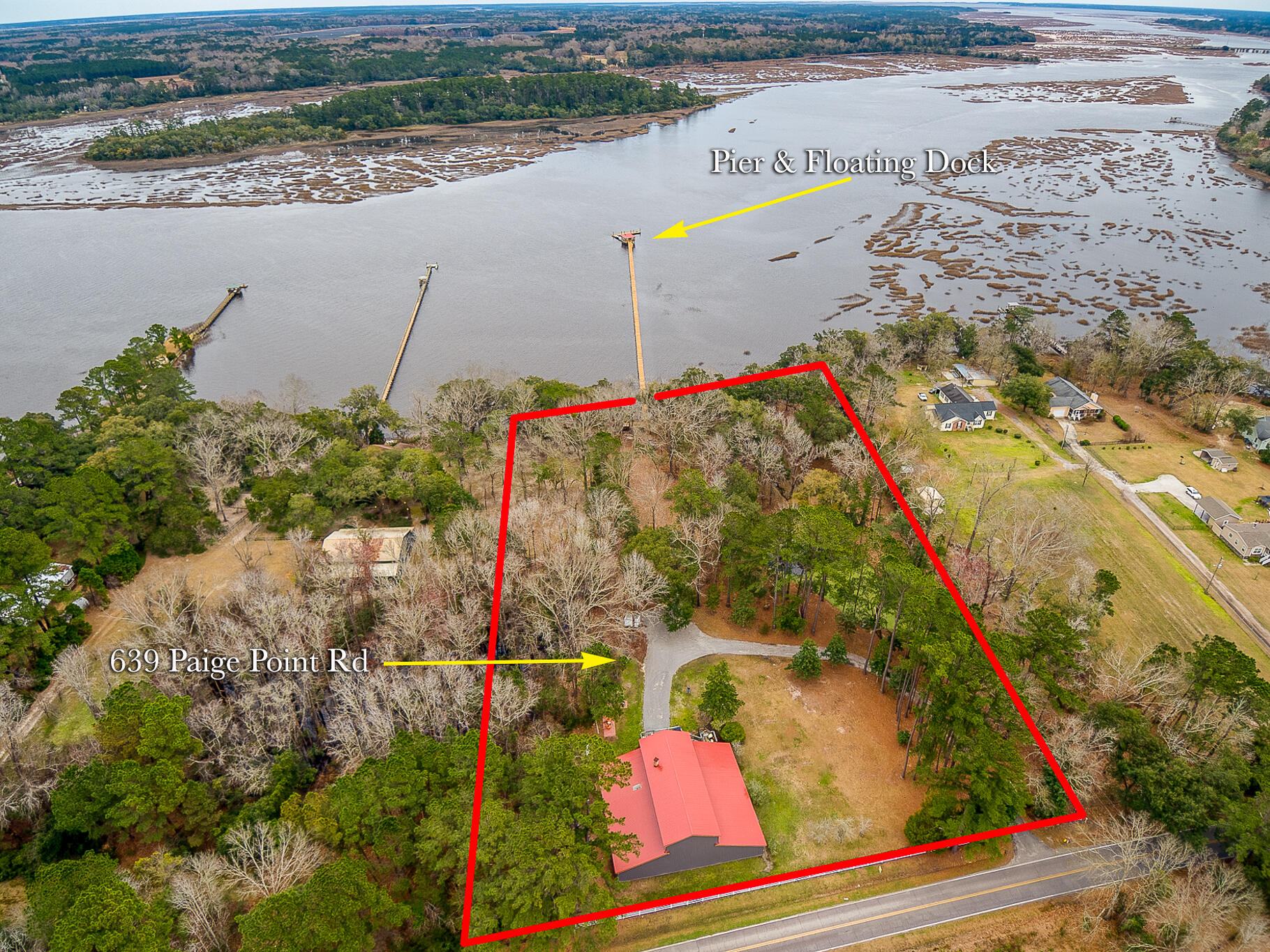 639 Paige Point Road Seabrook $615,000.00