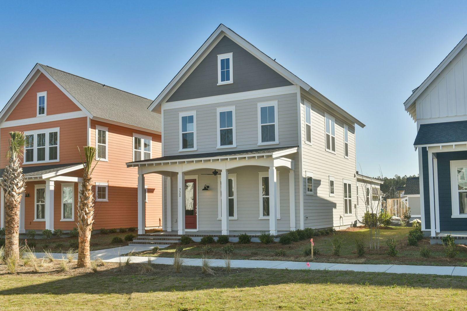Nexton Homes For Sale - 732 Myrtle Branch, Summerville, SC - 0