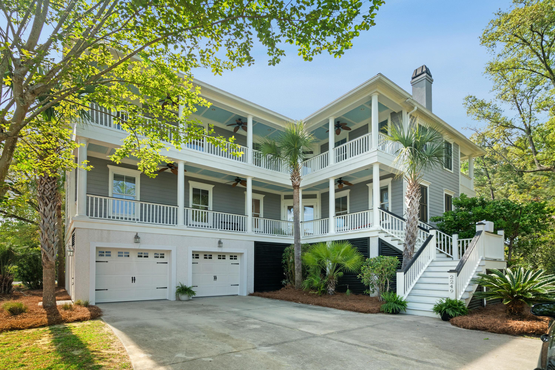 Charleston Address - MLS Number: 21009022