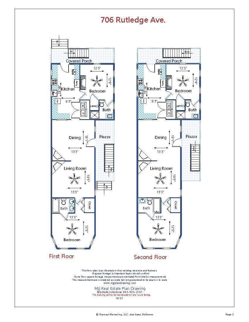 706 Rutledge Avenue, Charleston, 29403, ,MultiFamily,For Sale,Rutledge,21011243