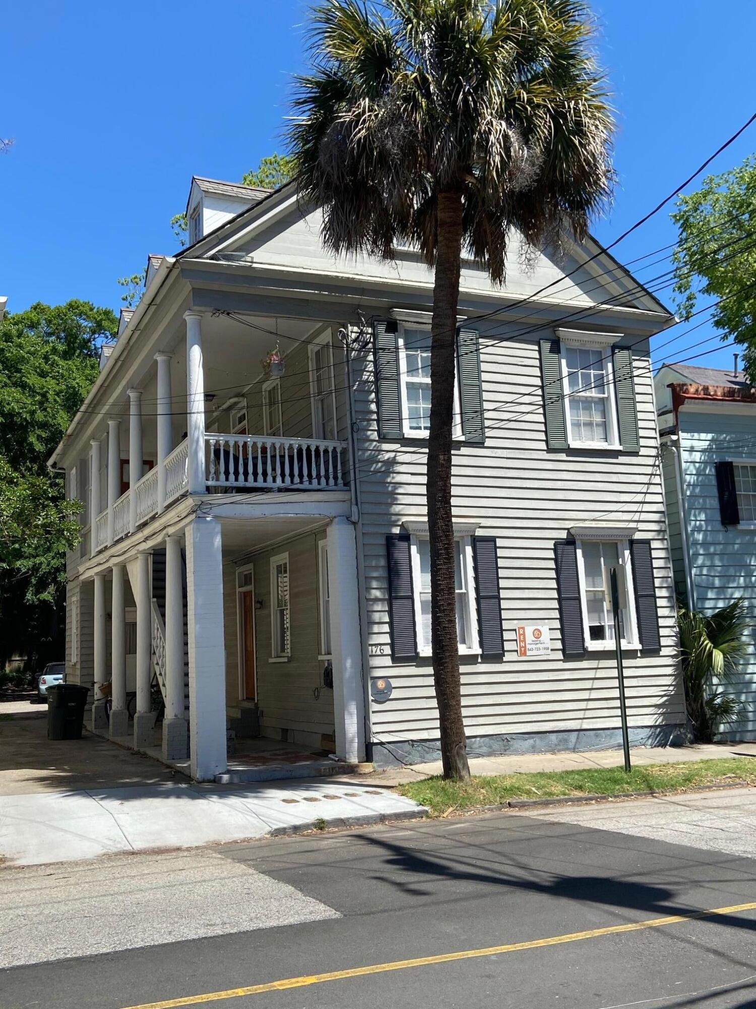 176 Wentworth Street, Charleston, 29401, ,MultiFamily,For Sale,Wentworth,21011623
