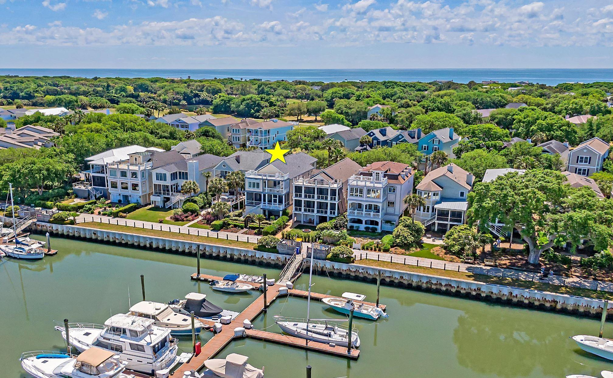 30 Yacht Harbor Court Isle of Palms $1,900,000.00