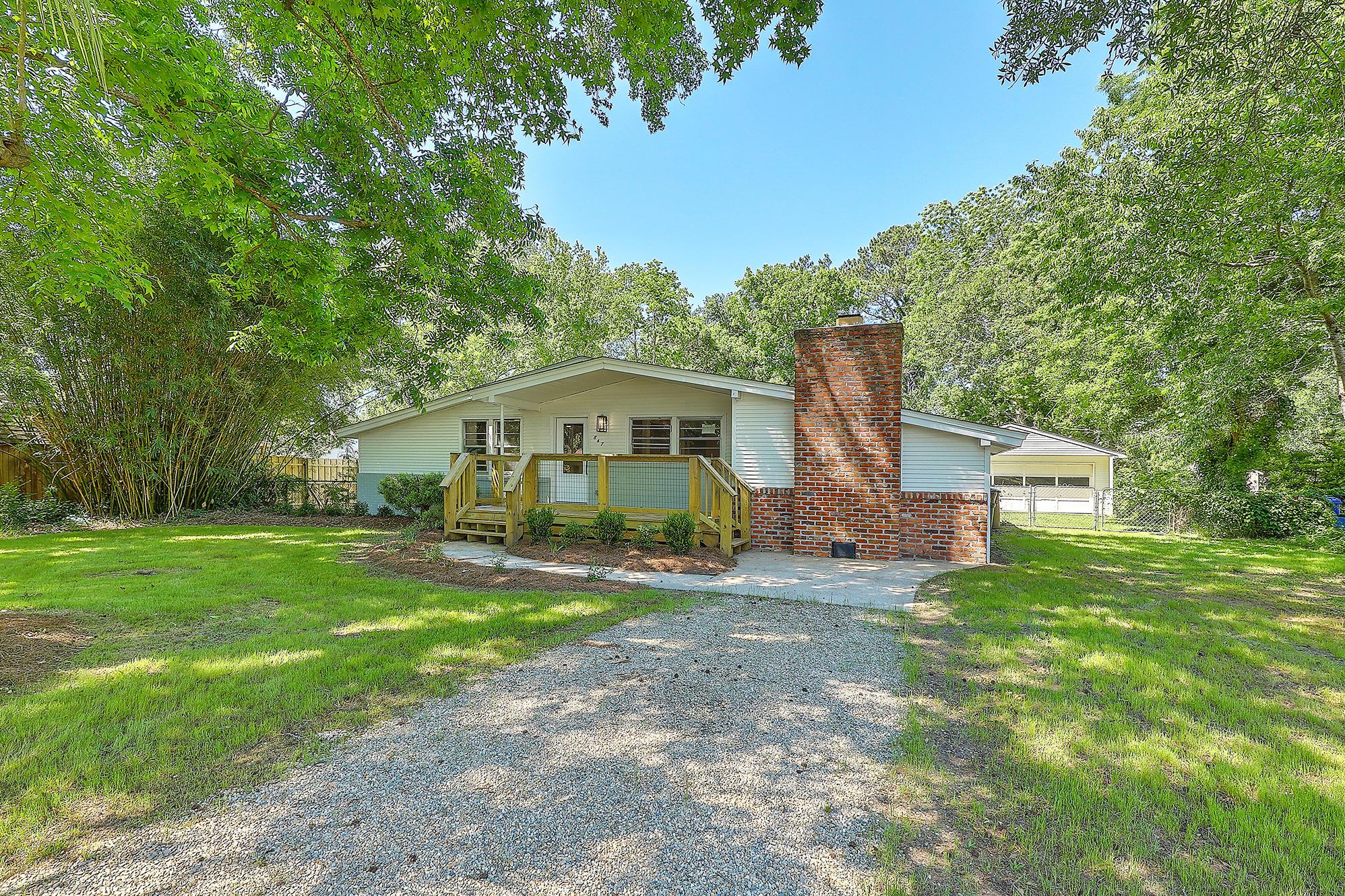Lawton Bluff Homes For Sale - 847 Quail, Charleston, SC - 5