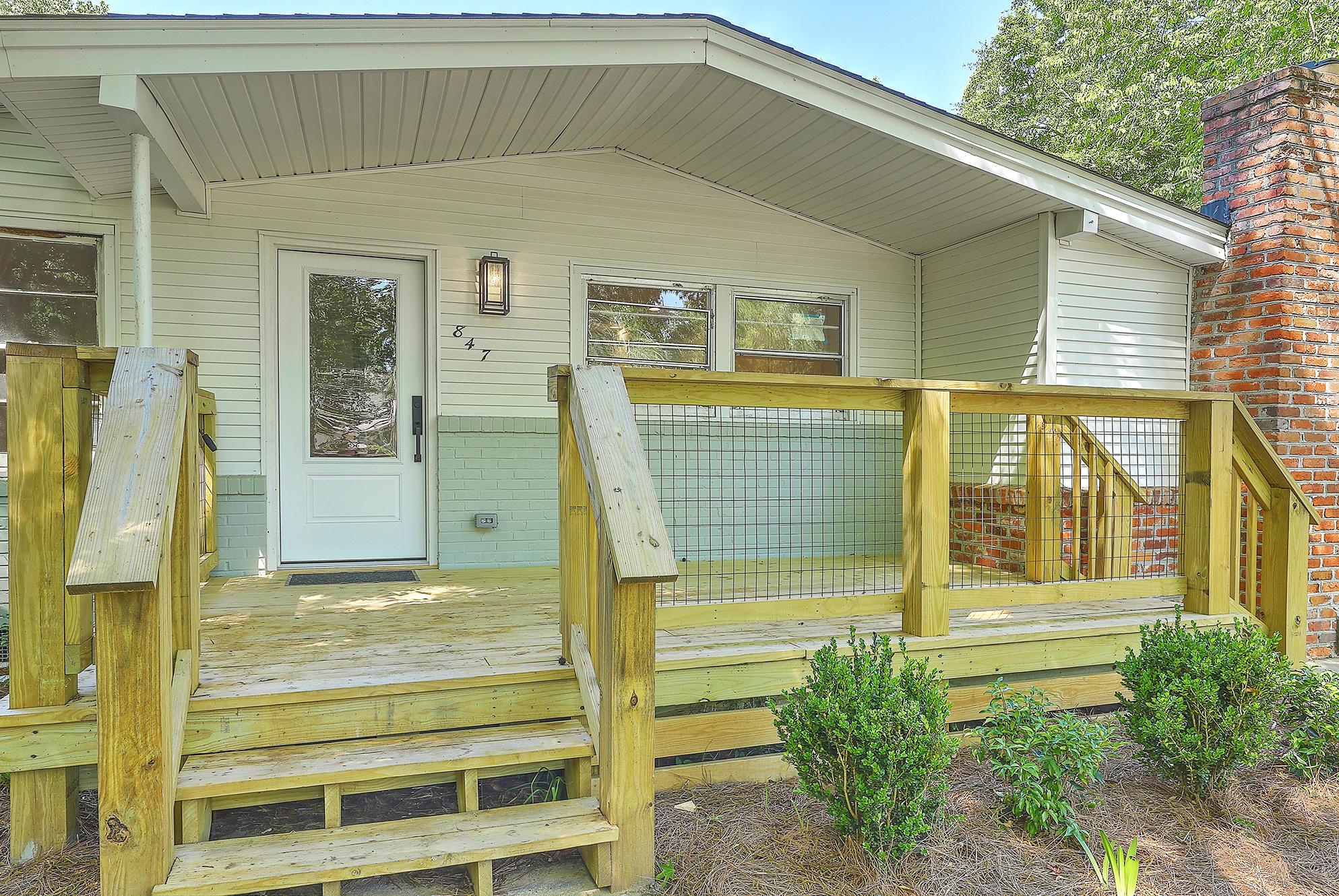 Lawton Bluff Homes For Sale - 847 Quail, Charleston, SC - 4