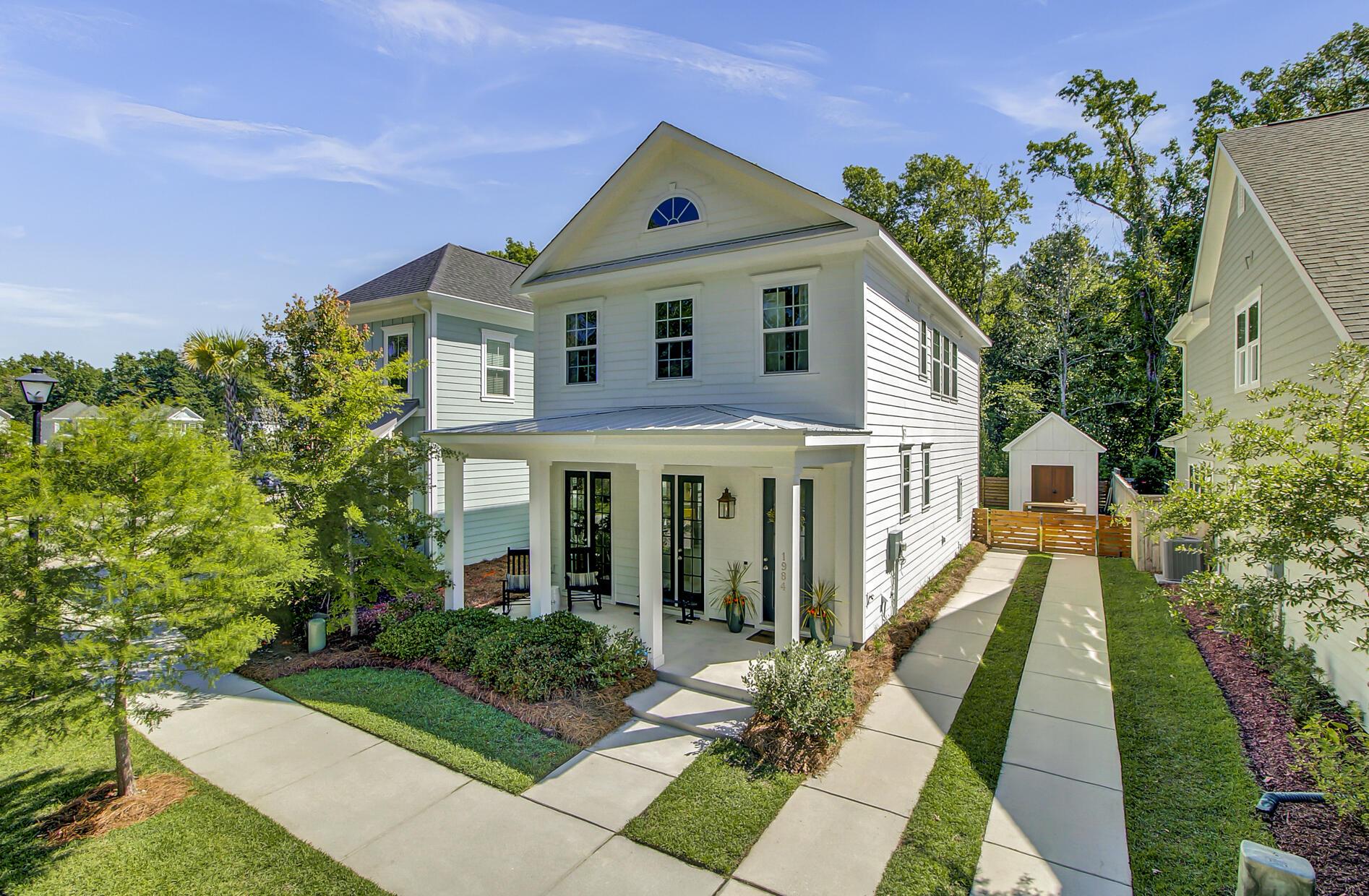 Charleston Address - MLS Number: 21013622