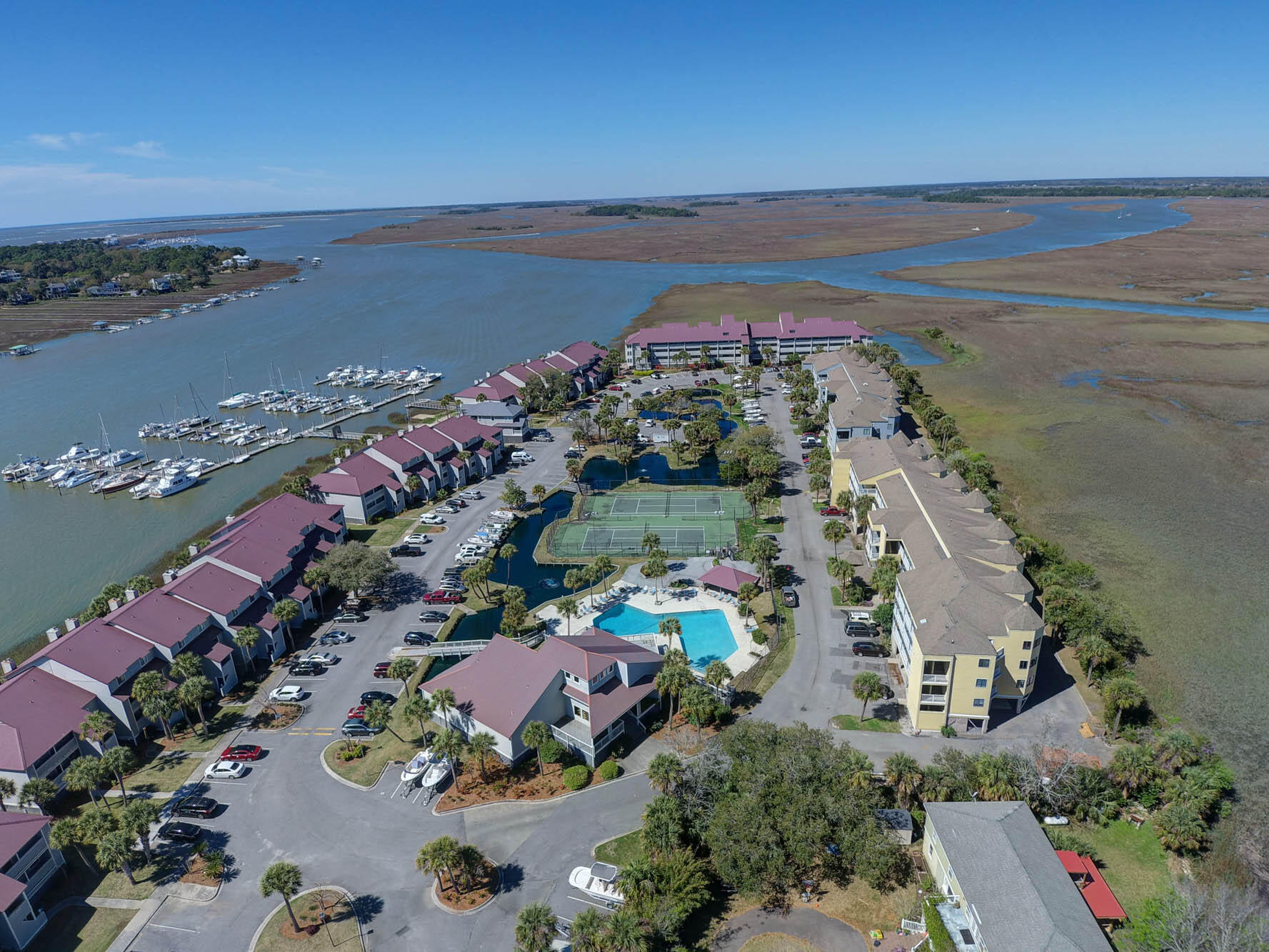 Mariners Cay Homes For Sale - 56 Mariners Cay, Folly Beach, SC - 29
