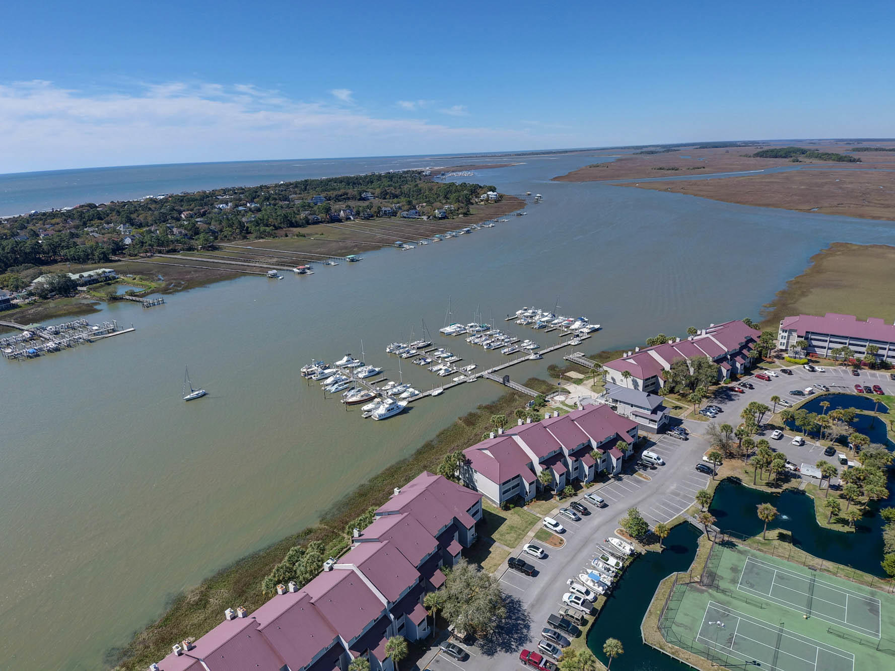 Mariners Cay Homes For Sale - 56 Mariners Cay, Folly Beach, SC - 25