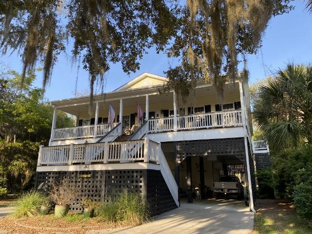 Charleston Address - MLS Number: 21015496