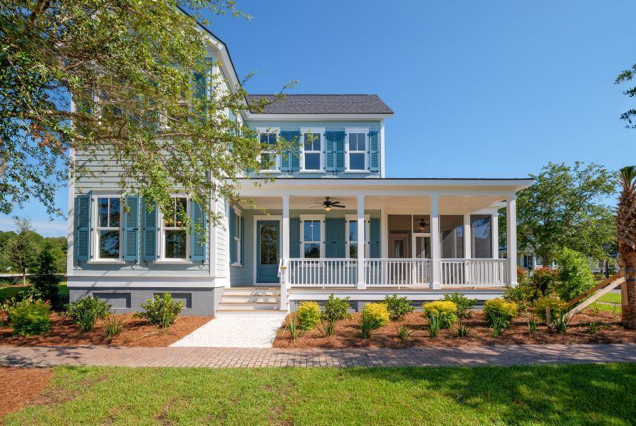Charleston Address - MLS Number: 21015082