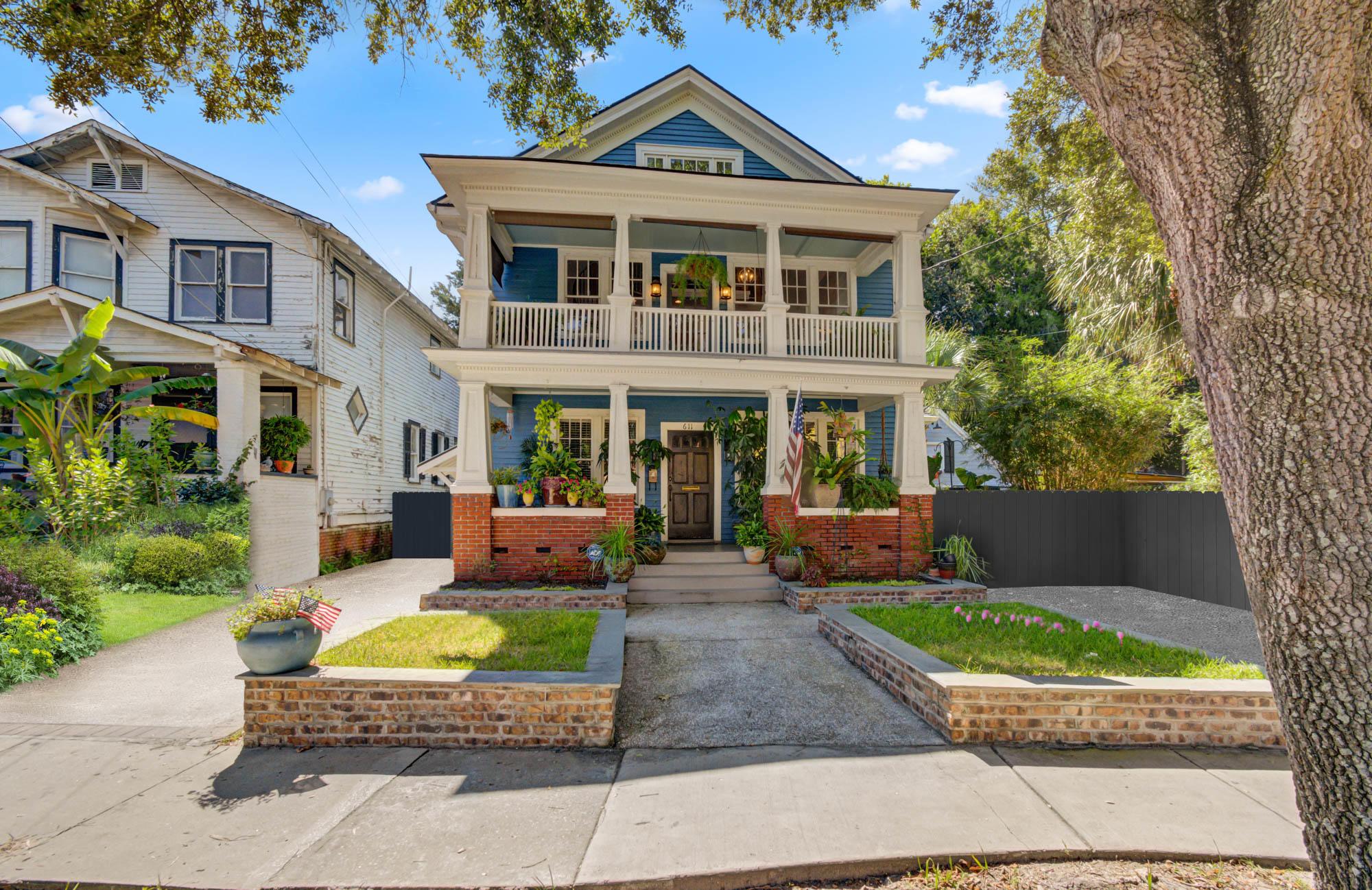 611 Rutledge Avenue, Charleston, 29403, ,MultiFamily,For Sale,Rutledge,21016687