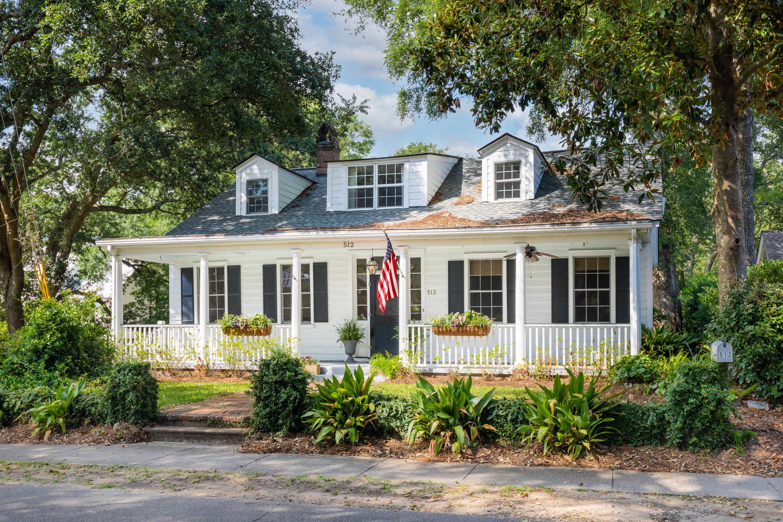 Charleston Address - MLS Number: 21019476