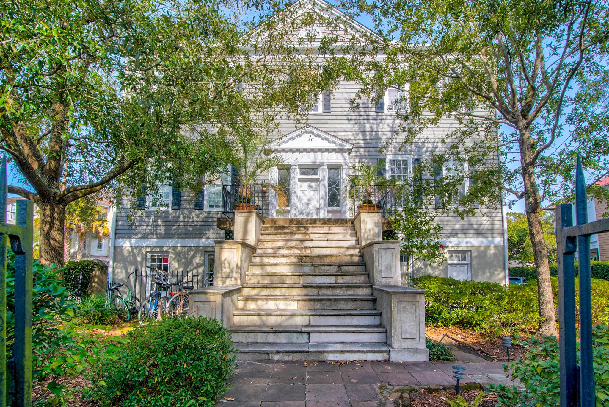 84 Bull Street Charleston $550,000.00