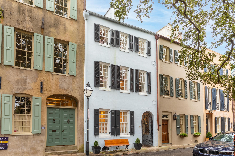 20 Elliott Street Charleston $2,100,000.00